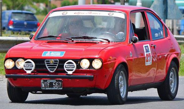 Auto Alfa Romeo Alfasud