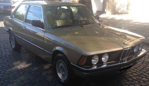 Auto BMW 323 I