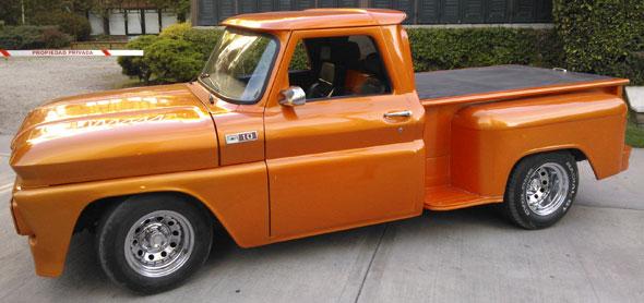 Car Chevrolet 1965