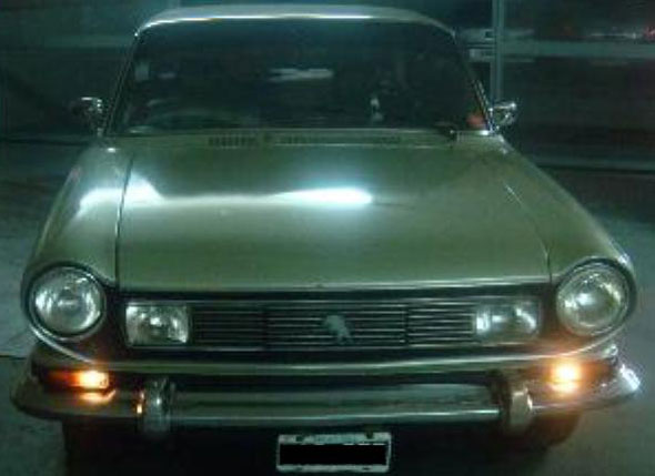 Car Torino Coupé TSX