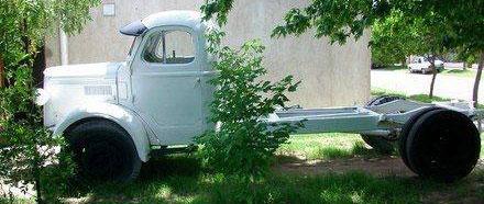 Car Morris Comercial 1949