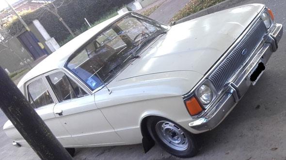Car Ford Falcon 3.0 Std 1982