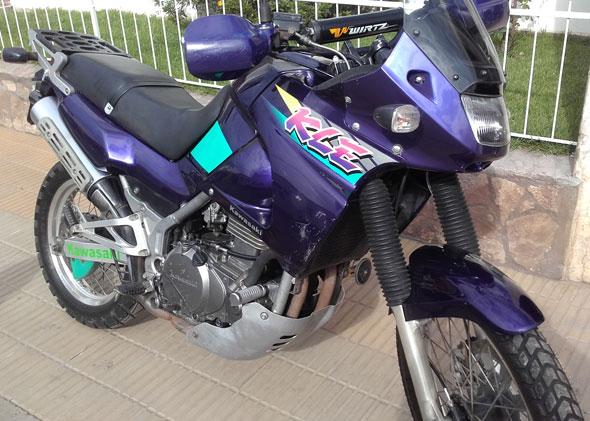 Auto Kawasaki 1996