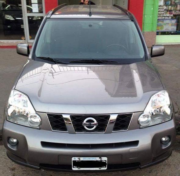 Auto Nissan Xtrail