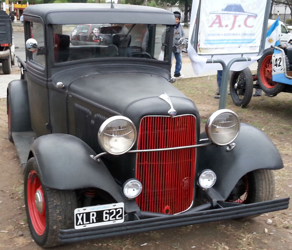 Car Ford 1932 Pick Up