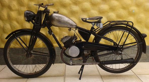 Moto Puma 1era. Serie