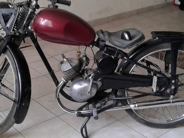 Moto Puma 1959