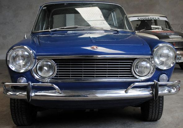 Auto Fiat 1600 Sport