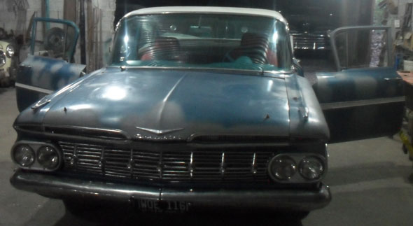 Auto Impala 1959