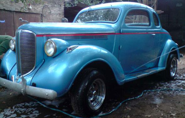 Auto Dodge 1938