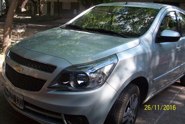Auto Chevrolet 2013