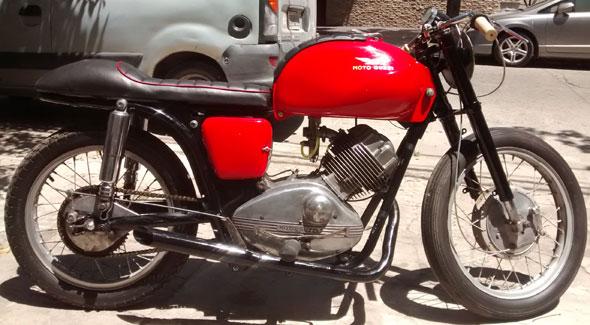 Moto Guzzi Lodola 175