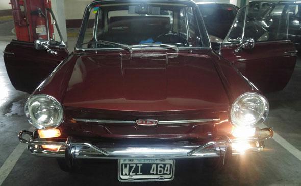 Car Fiat 800