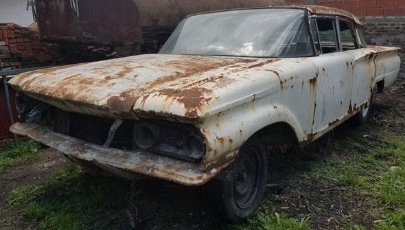 Auto Mercury 1960