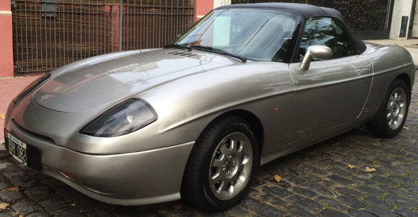 Car Fiat Barchetta 1.8 V