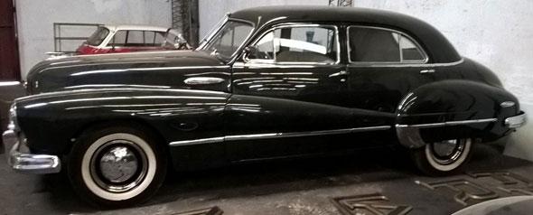 Car Buick 1946