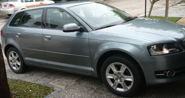 Car Audi A3 Sportback S-Tronic