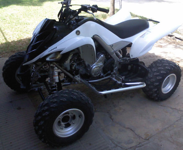 Car Yamaha Raptor 700R