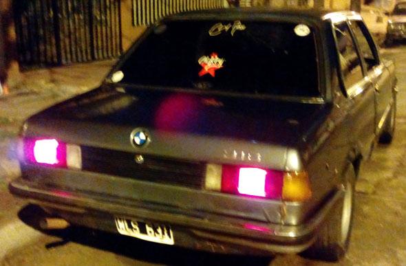Auto BMW 3016 1081