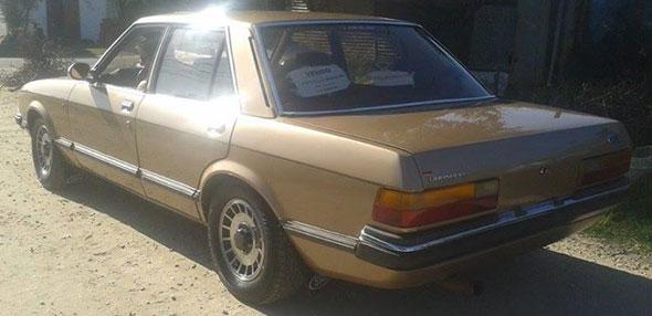 Auto Ford Granada Ghia 1981