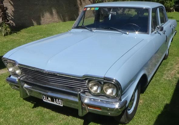 Car Chevrolet 400 1967
