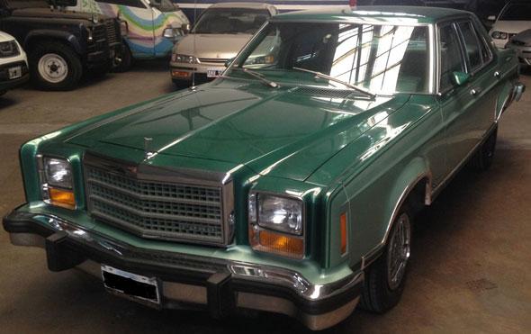 Auto Ford Granada