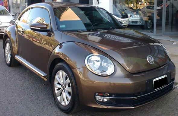 Auto Volkswagen The Beetle
