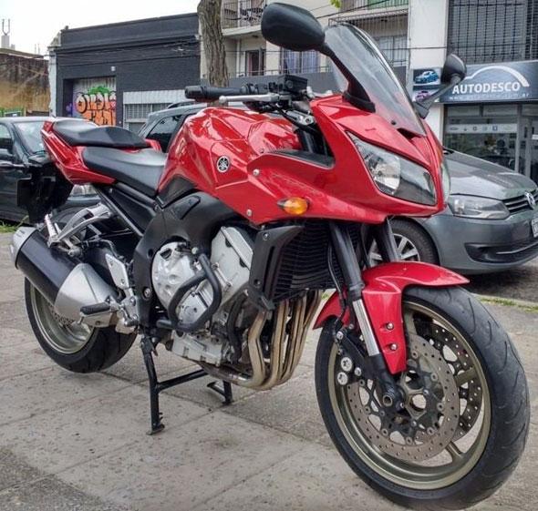 Auto Yamaha Fazer 1000 Sport