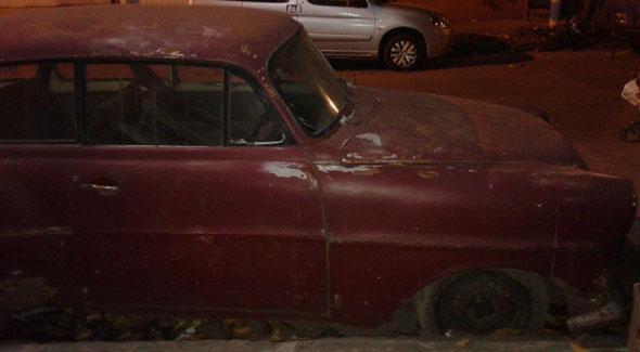 Auto Opel 1957