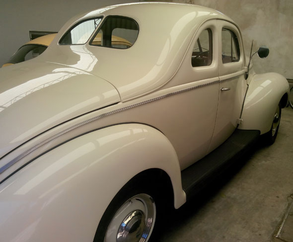 Auto Ford 1940 Coupé