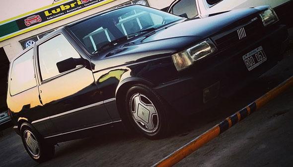 Auto Fiat Uno 1.6R