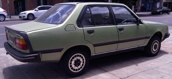 Auto Renault 18 GTX2