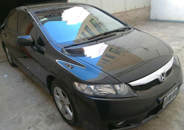 Auto Honda Civic 2009 1.8 LXS MT
