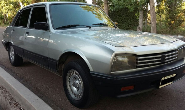 Peugeot 504 Xs D 115000 En92742