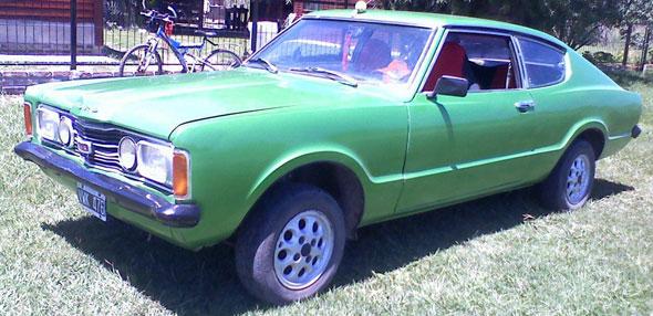 Ford Taunus Coupé 1980