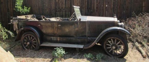 Auto Buick 1924 Rodaster