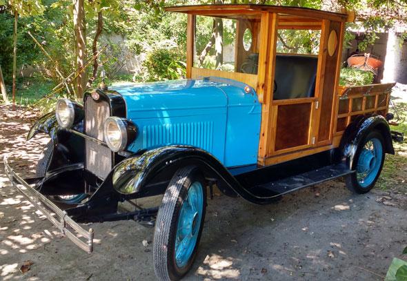 Auto Chevrolet Pick Up 1928