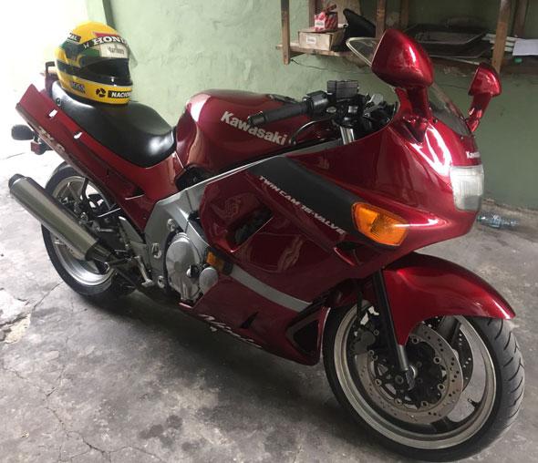 Kawasaki Ninja 600 1992 180000 93642