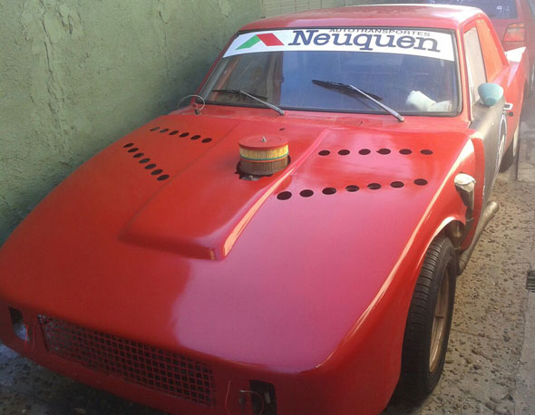 Auto Dodge Polara 1969
