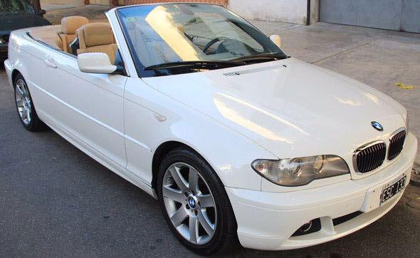 Auto BMW 330CI Cabrio