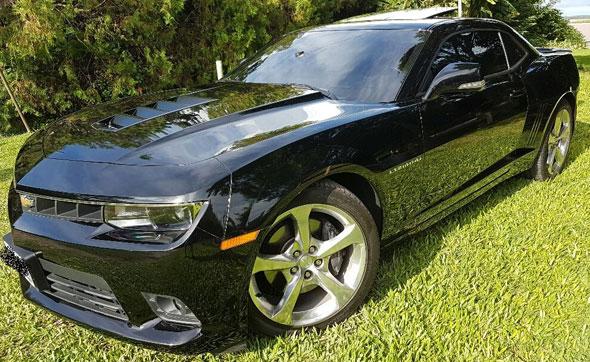 Auto Chevrolet Camaro