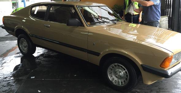 Auto Ford Taunus 1983