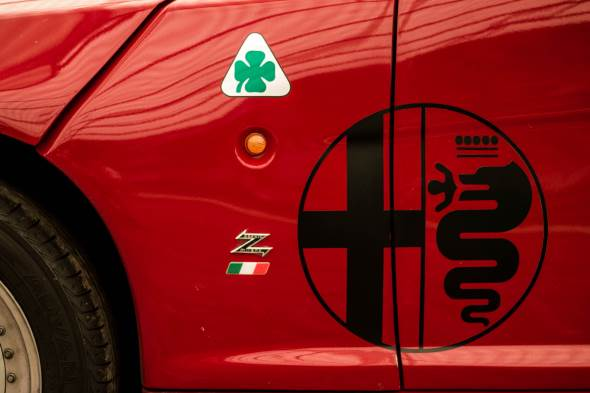 Auto Alfa Romeo Sz Sprint Zagato