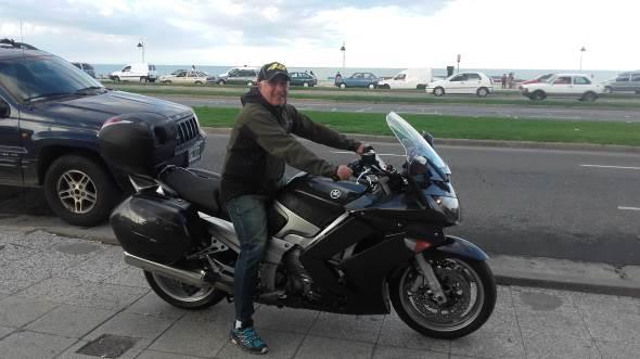 Yamaha FJR 1300 2008 360000 EN94628