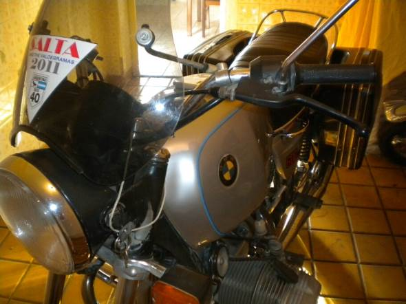 Motorcycle BMW 600/7