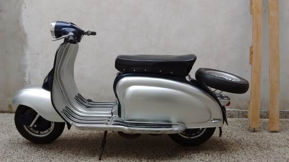 Motorcycle Siambretta TV 175 1965