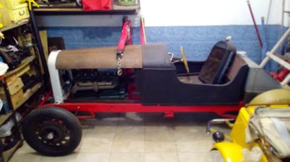Car Whippet 1929