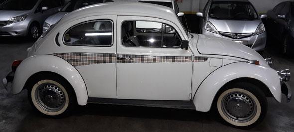 Auto Volkswagen Fusca 1981