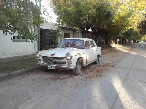 Car Peugeot 1969