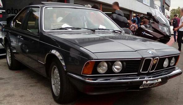 Auto BMW 633CSI